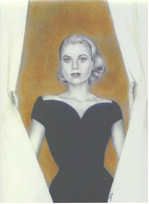 Grace Kelly by Dani